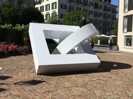 Gemeinsames Treffen mit IW Fürstenland-Toggenburg und Besuch der Triennale Bad RagARTz