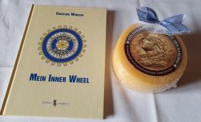 Wir danken Covernor Christine Winkler Unterberger für das tolle Geschenk!