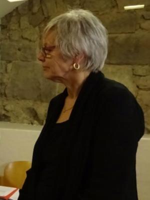 Annette Wenger-Cotterrell,  Regio-Verantwortliche